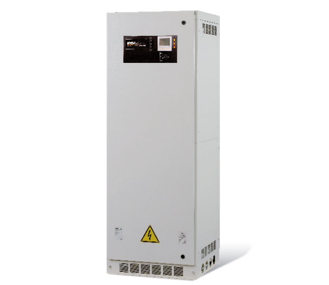 IREM Ecostab B automatic voltage optimisers - voltage stabilisation - energy saving