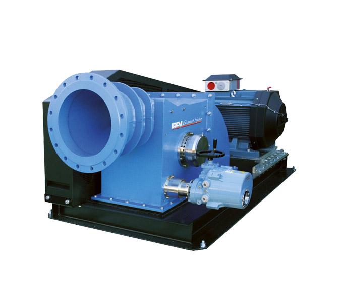Impiantiparallelo rete con turbine per acquedotti IREM BANKI TBA