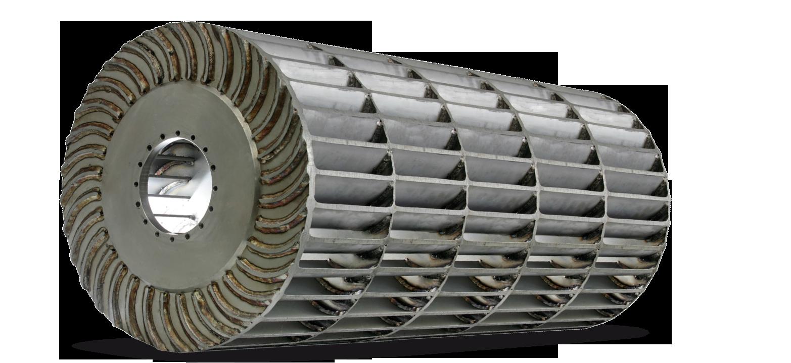 Turbine idroelettriche BANKI a flusso incrociato - IREM