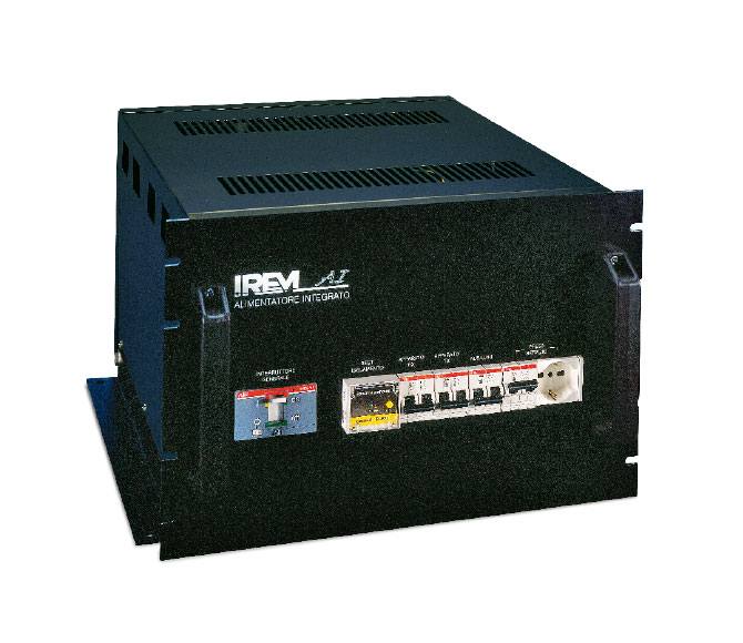 IREM INTEGRATED POWER SUPPLIES  SERIES AI  - FOR TLP PLANTS