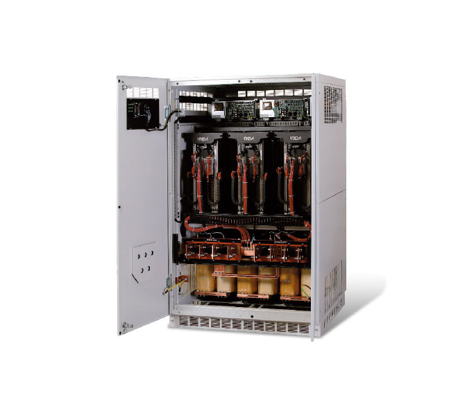 IREM ELECTRONIC LINE CONDITIONERS - MINISTATIC TST