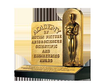 IREM mario Celso recibe de la Academy of motion Picture Arts and sciences el scientific and Technical Award a la carrera