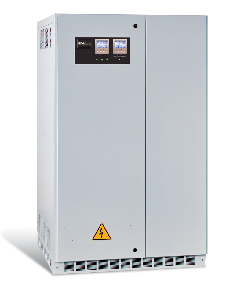 IREM sterostab Y - Automatic voltage stabilizer - protection against mains power falls