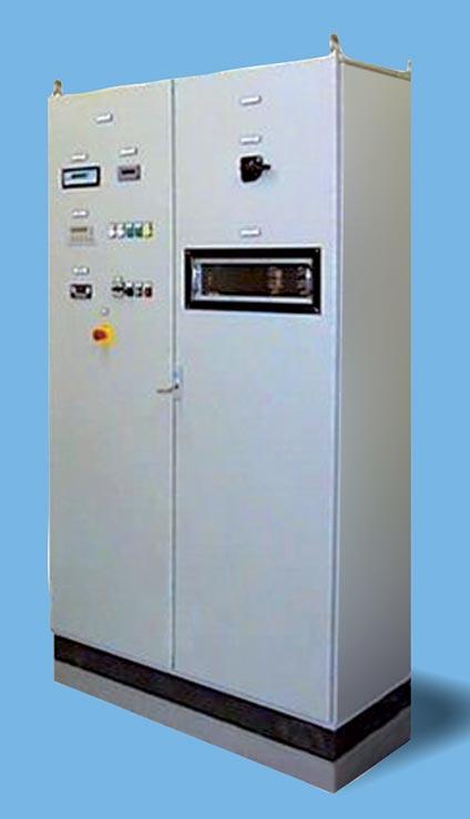 Armoire electrique de distribution reglage electronique ECOWATT HYDRO QPR