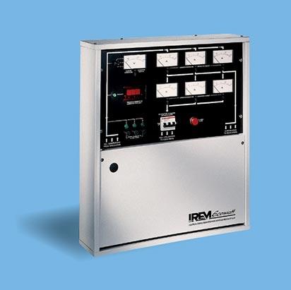 Armoire electrique de distribution reglage electronique ECOWATT HYDRO QCM - QCT