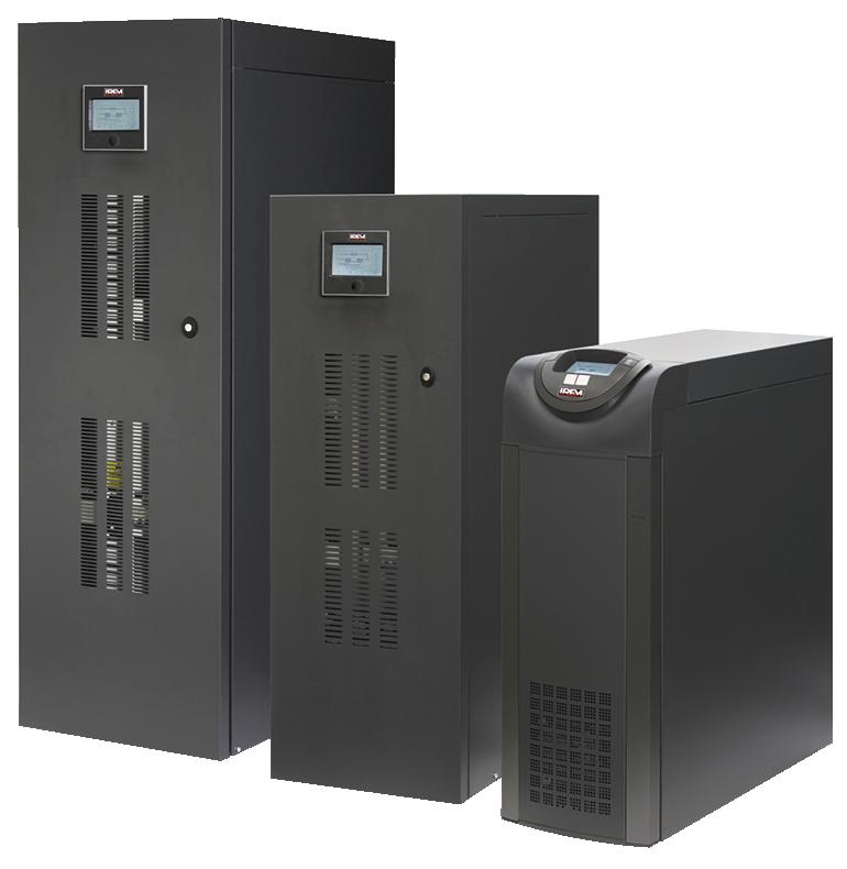 Unterbrechungsfreie Stromversorgungen IREM - STEROPOWER UPG