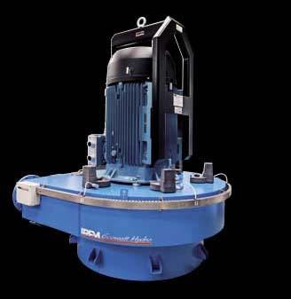 impianti parallelo rete con turbine idroelettriche IREM TPA