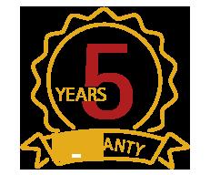 Garantie 5 ans IREM POWER QUALITY