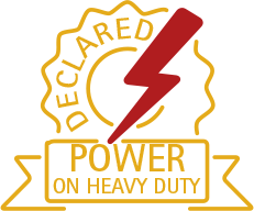 Voltage Stabiliser: power on heavy duty