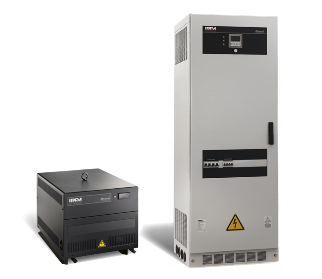 IREM Automatic Voltage Stabilizers - MINISTAB M SINGLE-PHASE