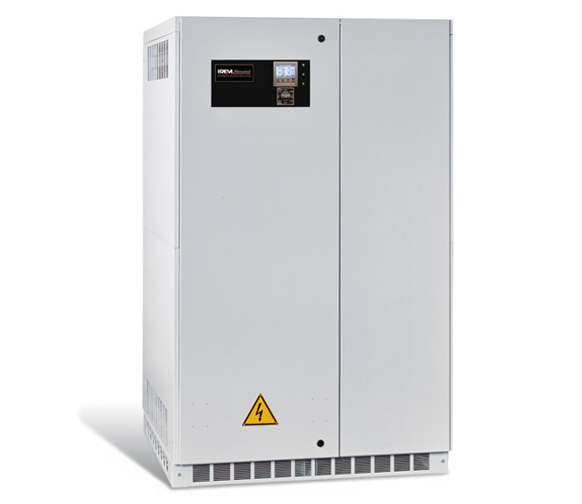 Automatic voltage stabilizers - IREM STEROSTAB T 22-800 KVA