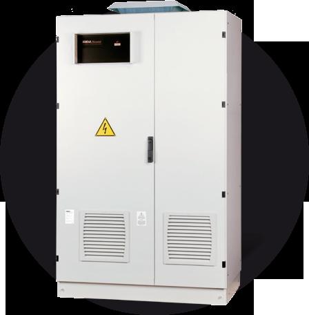 IREM estabilizadores automaticos de tension - indoor-40-kva