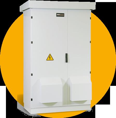 IREM estabilizadores automaticos de tension - outdoor-40-kva