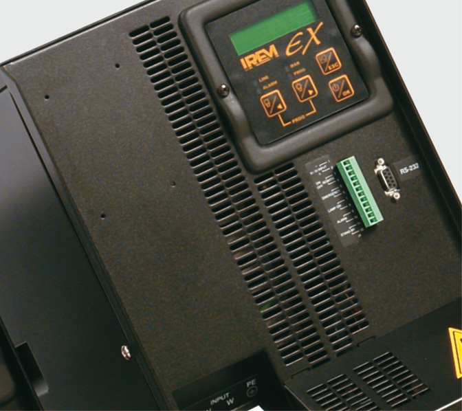 IREM EX Electronic power supply