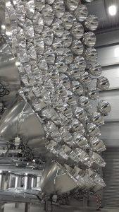 Synlight: il più grande simulatore solare al mondo adesso brilla