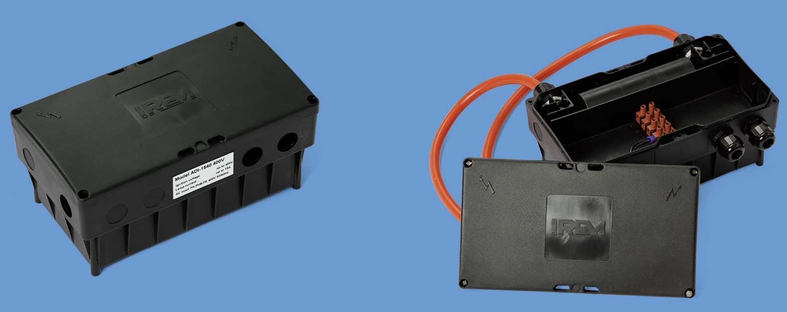accenditori ad alta qualità progettati per colpire lampade ad ioduri metallici e lampade ad alta pressione