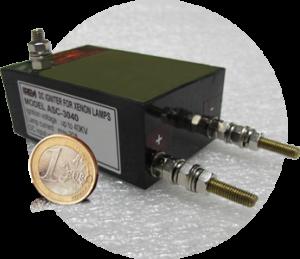 ASC-3040 fuente de alimentación electrónica IREM