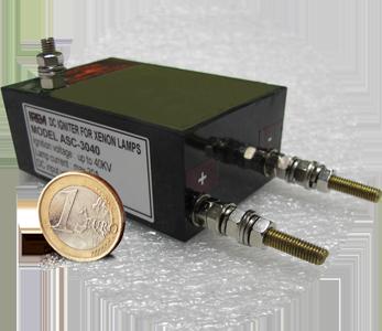 Nouveau ASC-3040, amorceur électronique IREM pour lampes au xénon jusqu'à 500W