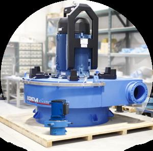 IREM Ecowatt Hydro Pelton turbines