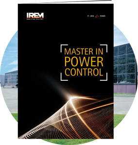 Nuovo catalogo IREM linea POWER