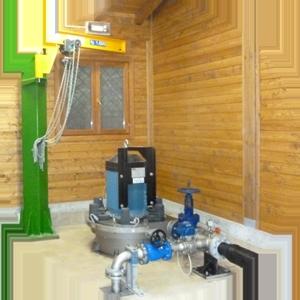 turbinas hidroeléctricas Ecowatt Hydro de IREM