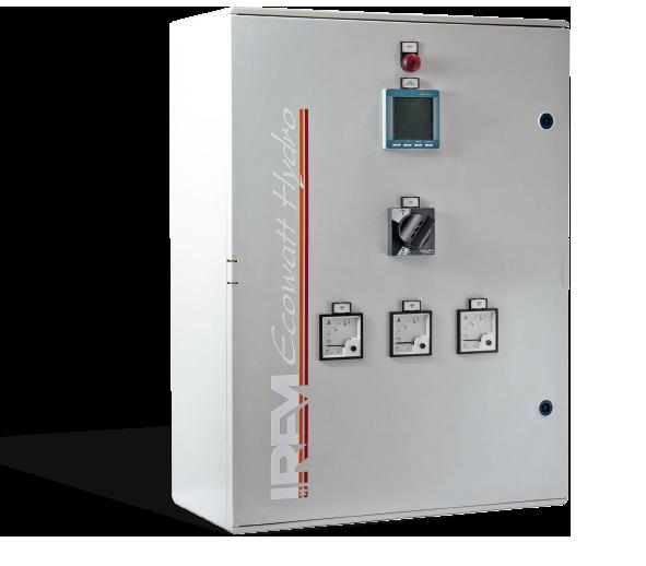 paneles eléctricos de automatización y distribución (QDM - QDT) IREM