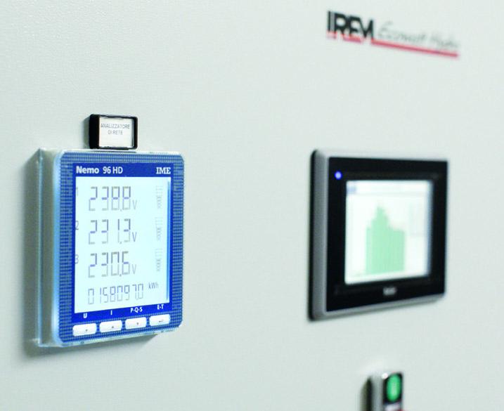 IREM Netzparallele Installationen