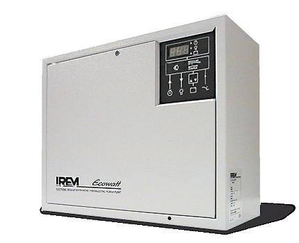 Elektronisches Regelsystem mod. R500 - IREM