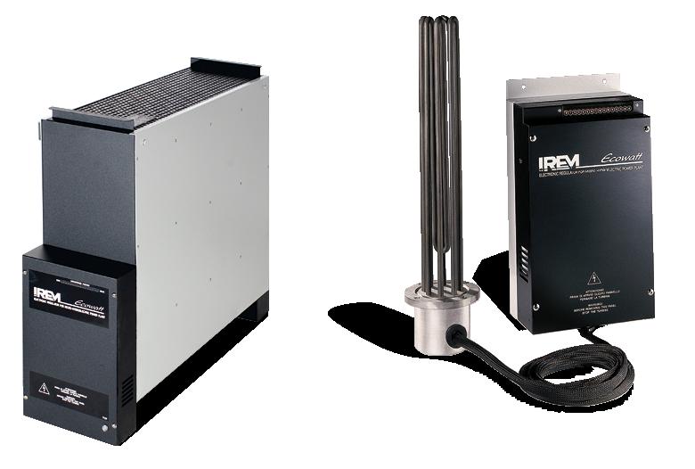 IREM - Elektronischer regler RMP