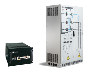 IREM Power Quality - INTEGRATED POWER SUPPLIES