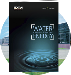New IREM catalogue of Hydro Power Product Line