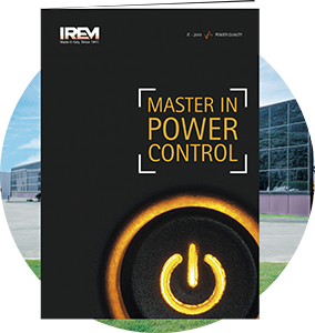 New IREM catalogue of Power Quality Product Line