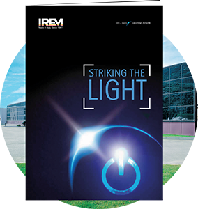 New IREM catalogue of POWER LIGHTING product line