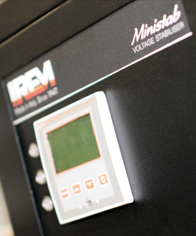 voltage stabilizers Ministab