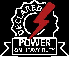 voltage stabilisers: Heavy duty power