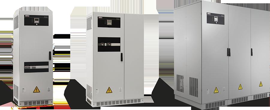 Voltage Stabilisers STEROSTAB IREM - POWER QUALITY