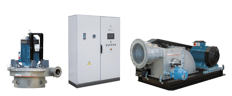 IREM-Wasserkraftturbinen für Aquädukte zertifiziert