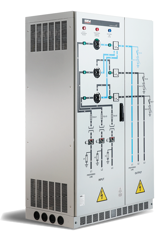 HIGH PROTECTION INTEGRATED POWER SUPPLIES IREM