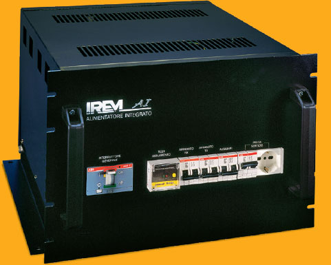 IREM integrated power supplies