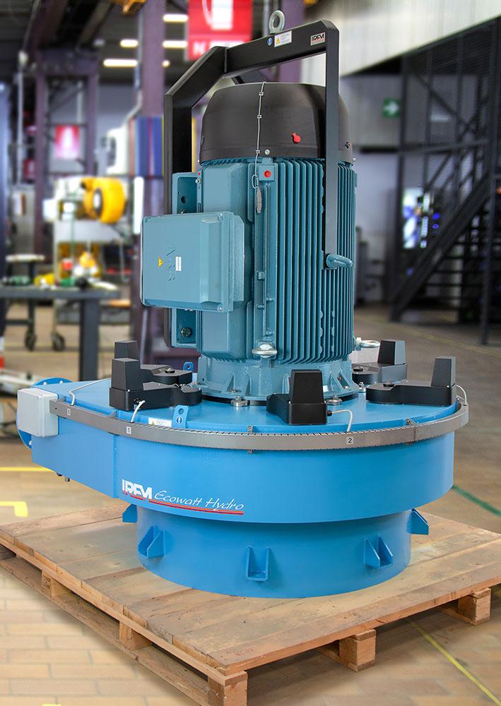 turbines Pelton IREM ECOWATT HYDRO