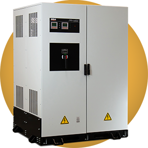 IREM Voltage stabilizers in anti-seismic version to guarantee Power Quality in extreme conditions