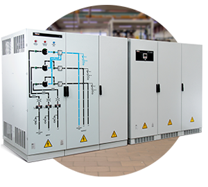 Integrated Power Supply and Voltage Stabilizer for Power Quality without compromise