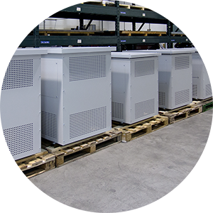 IREM Isolation Transformers for a gas turbine power plant