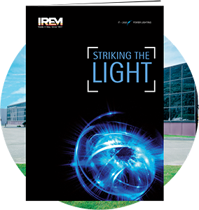 Nouveau catalogue IREM POWER LIGHTING 2020