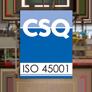 IREM OTTIENE LA CERTIFICAZIONE UNI ISO 45001:2018 RELATIVA ALLA TUTELA DELLA SICUREZZA E SALUTE DEI LAVORATORI
