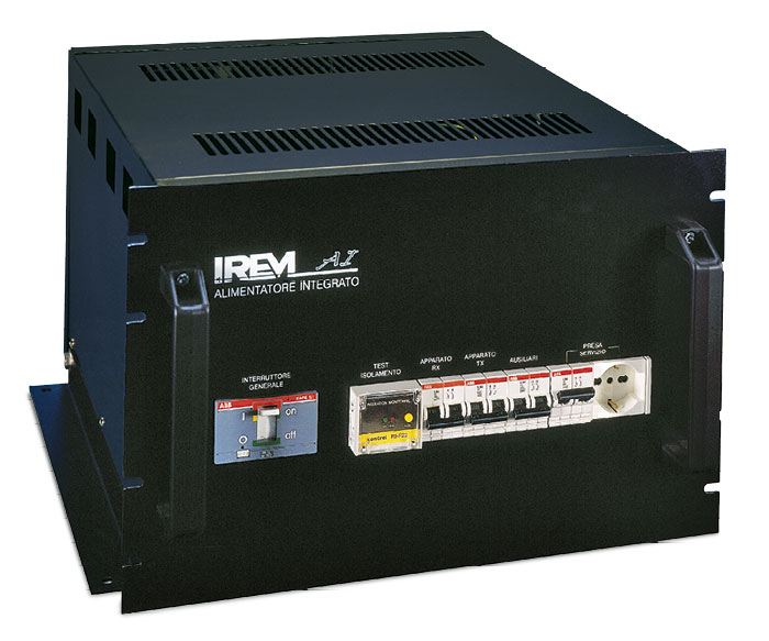 ALIMENTATORI INTEGRATI SERIE AI - IREM POWER QUALITY
