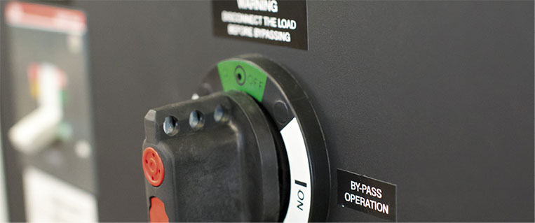 VOLTAGE STABILISERS - BY-PASS - IREM
