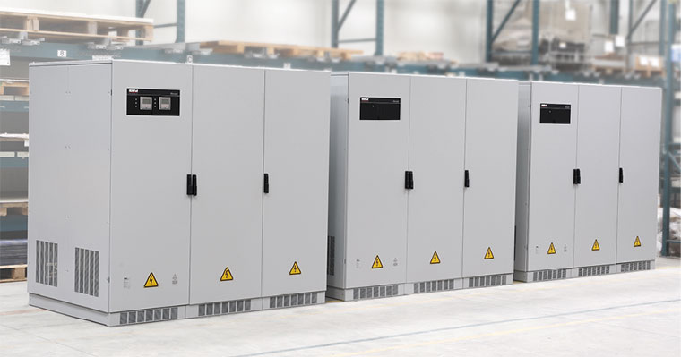 VOLTAGE STABILISERS: MODULAR SYSTEM FROM Y326