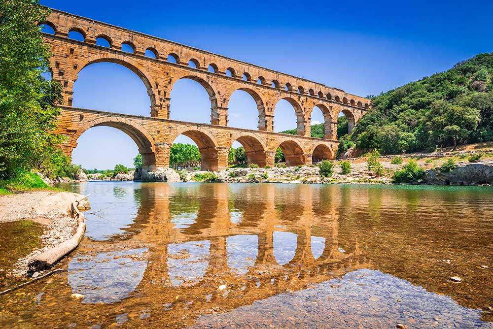 Turbines IREM spécifiques pour installations sur aqueduc