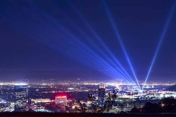 LE SPECIALI APPLICAZIONI DELLE LAMPADE XENON: ILLUMINAZIONE CITTÀ